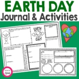 Earth Day Think Book Student Writing Journal