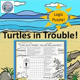 Turtles in Trouble, Science, Logic Puzzle, Critical Thinking, FUN