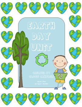 Earth Day Unit and Activities