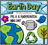 Earth Day Mini-Unit for Pre-K and Kindergarten
