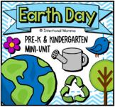 Earth Day Mini-Unit for Pre-K and Kindergarten
