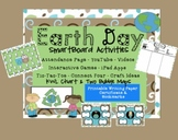Earth Day Unit with Interactive Activities, Videos, Games, Printables & More