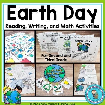 #springsavings Earth Day Unit