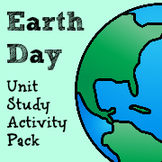 Earth Day Unit/Activity Pack