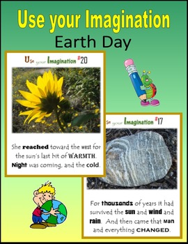 Earth Day:  Use your Imagination