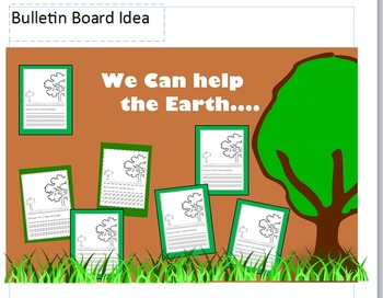 Earth Day Video {Video and Worksheets}