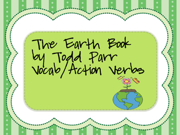 Earth Day Vocab/Verbs