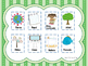 Earth Day Vocab/Verbs in English/Spanish