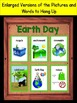 Earth Day Vocabulary Interactive Notebook