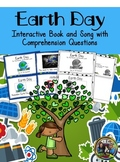 Earth Day Activity Vocabulary Book and Song with Comprehen