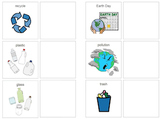 Earth Day: Vocabulary Sheet, Sort, Matching