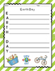 Earth Day Vocabulary and Writing Activities