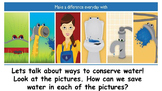 Earth Day Water Conservation For Little Ones