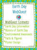 Earth Day WebQuest - Engaging Internet Activity