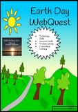 Earth Day Web Quest