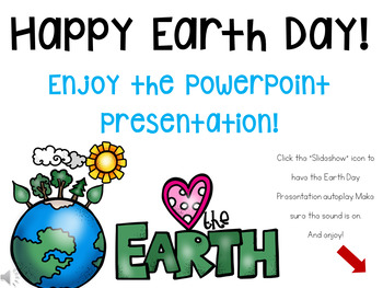 Earth Day - What a Wonderful World