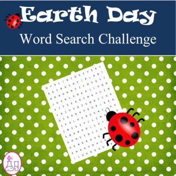 Earth Day Word Search Challenge