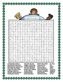 Earth Day -Word Search, Double Puzzle & Fun Facts