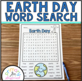 Earth Day Word Search Freebie!