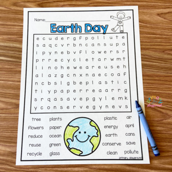 graphic relating to Earth Day Word Search Printable called Planet Working day Phrase Glimpse Freebie!