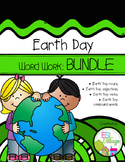 Earth Day Word Work