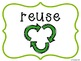 Earth Day Word of the Day Freebie