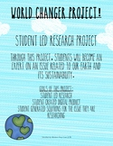 Earth Day World Changer Digital Research Project