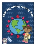 Earth Day Writing Activity Pack