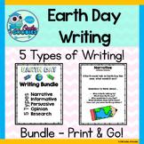 Earth Day - Writing Bundle