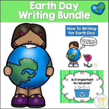 Earth Day Writing Bundle