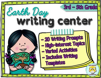 Writing Center - Earth Day