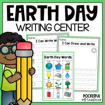 Earth Day Writing Center