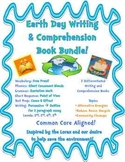 Earth Day Writing Book-Lorax Companion Bundle (3 Books at Differentiated Levels)