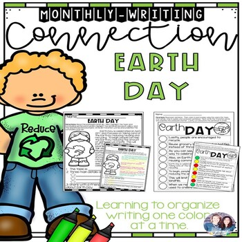 Earth Day Writing Connection