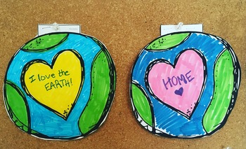 Earth Day Writing Craft