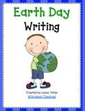 Earth Day Writing FREE
