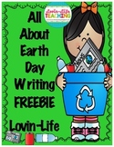 Earth Day Writing FREEBIE of the WEEK