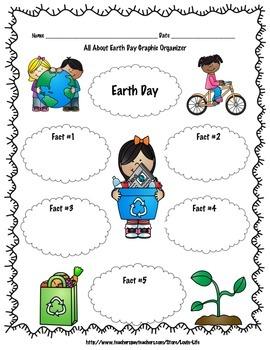 Earth Day Writing FREEBIE of the WEEK