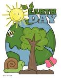 Earth Day Writing Fun Freebie