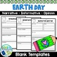 Earth Day Writing Pack