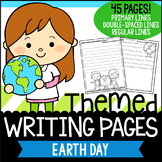Earth Day Writing Paper