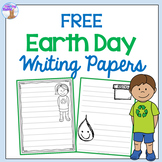 Earth Day Writing Papers