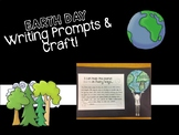 Earth Day Writing Prompt & Craft