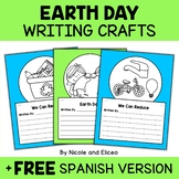 Earth Day Writing Prompt Crafts