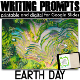 Earth Day Writing Prompts {48 cards}