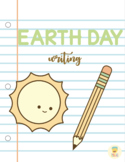 Earth Day Writing Templates