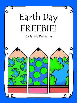 Earth Day Writing and Spelling