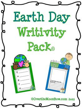 Earth Day Writivity Pack