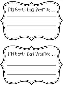 Earth Day! {a Mini Writing Craftivity}