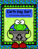 Earth Day: a sorting activity